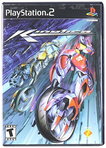 Ps2 Kinetica Rp