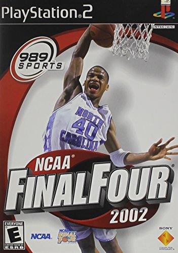 Ps2 Ncaa Final Four 2002 Rp