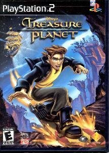 Ps2 Disneys Treasure Planet