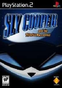 Ps2 Sly Cooper & Thievious Racoonu