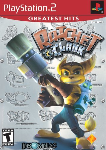 Ps2 Ratchet & Clank
