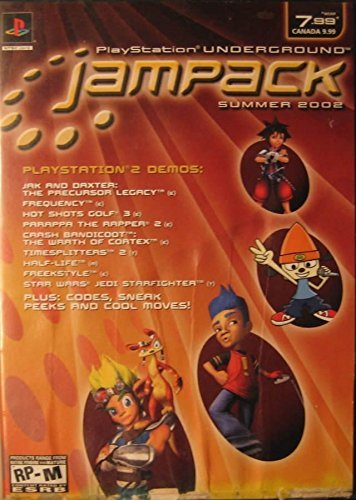 Ps2 Jampack Summer 2002