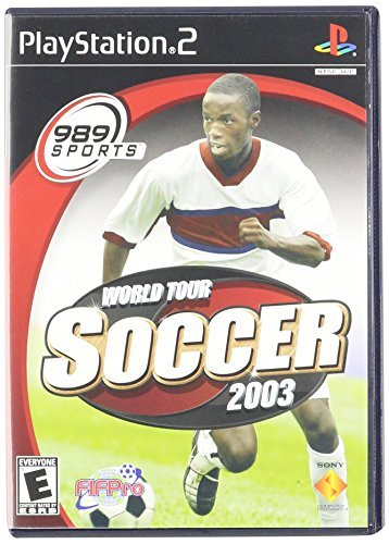 Ps2 World Tour Soccer 2003