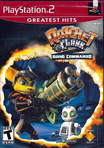 Ps2 Ratchet & Clank Going Commando
