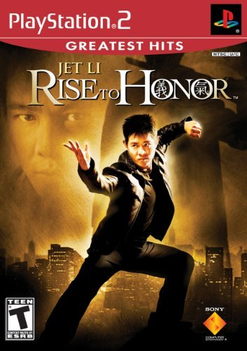 Ps2 Jet Li Rise Of Honor