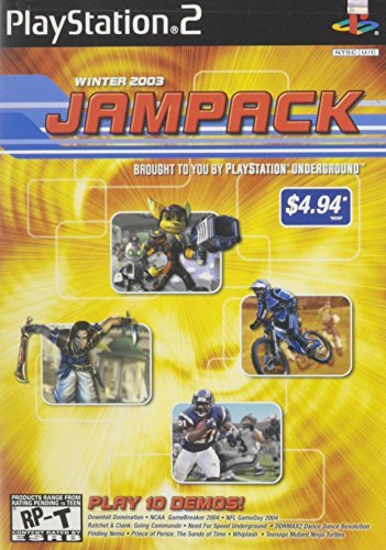 Ps2 Jampack Winter 03