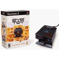 Ps2 Eye Toy Camera & Games