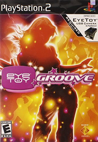 Ps2 Eyetoy Groovew O Camera