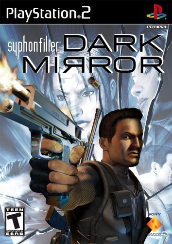 Ps2 Syphon Filter Dark Mirror Sony T