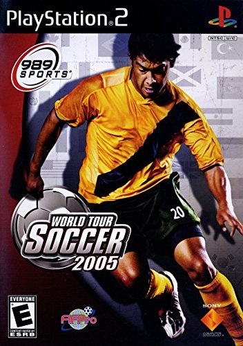 Ps2 World Tour Soccer 2005