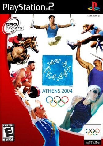 Ps2 Athens Summer Olympics 2004