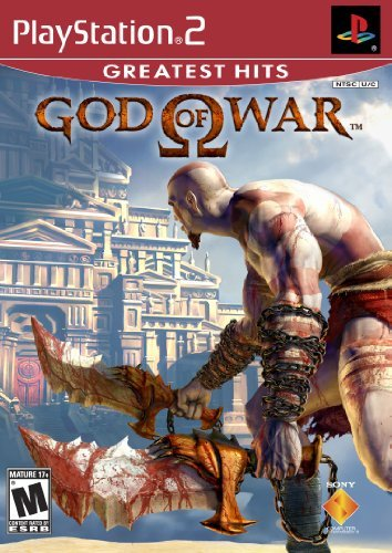 Ps2 God Of War Sony M
