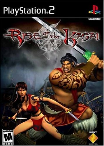 Ps2 Rise Of The Kasai
