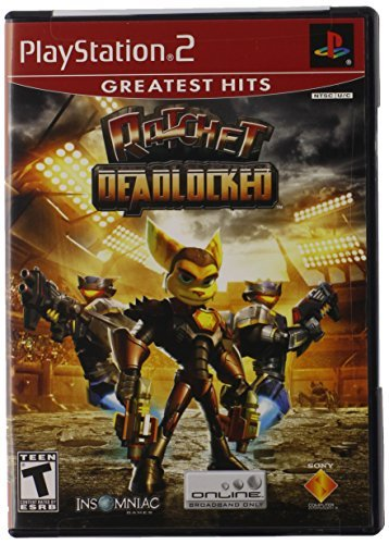 Ps2 Ratchet Deadlocked