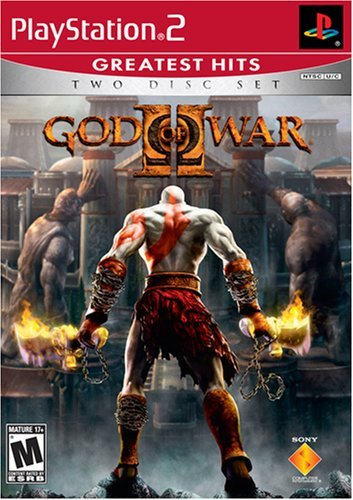 Ps2 God Of War 2