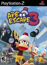 Ps2 Ape Escape 3