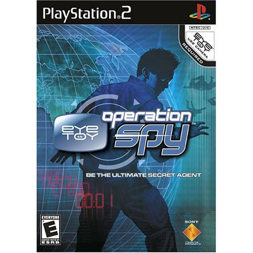 Ps2 Operation Spy