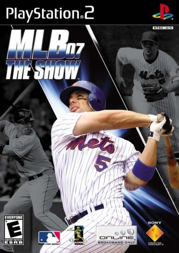Ps2 Mlb 07 The Show Sony