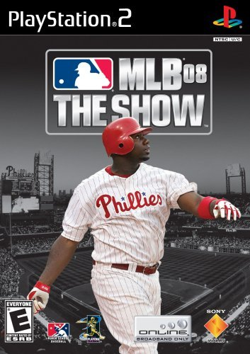 Ps2 Mlb 08 The Show Sony E