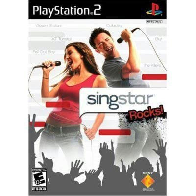 Ps2 Singstar Rocks!