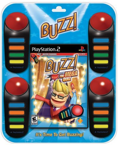 Ps2 Buzz Mega Quiz Buzz Mega Quiz