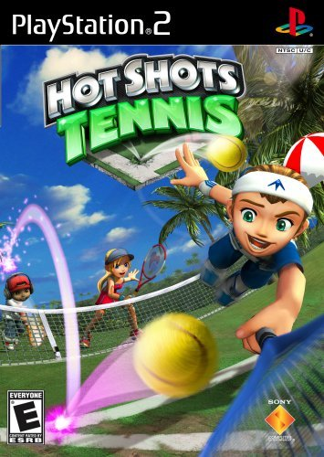 Ps2 Hot Shot Tennis