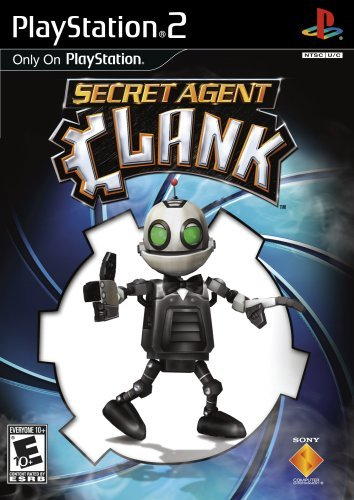Ps2 Secret Agent Clank