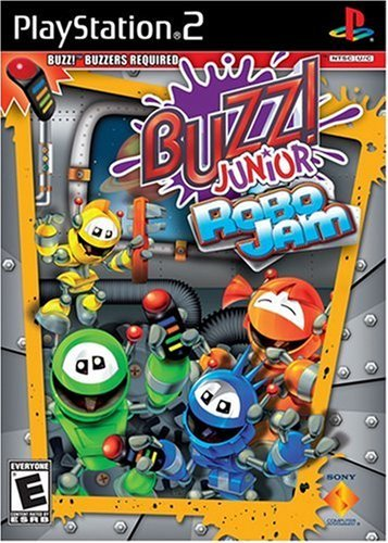 Ps2 Buzz! Junior Robojam