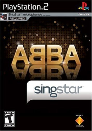 Ps2 Singstar Abba