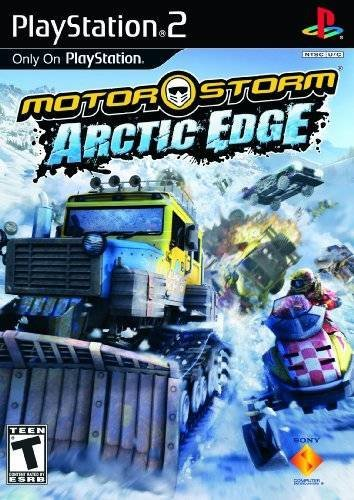 Ps2 Motorstorm Arctic Edge Sony Computer Entertainme T