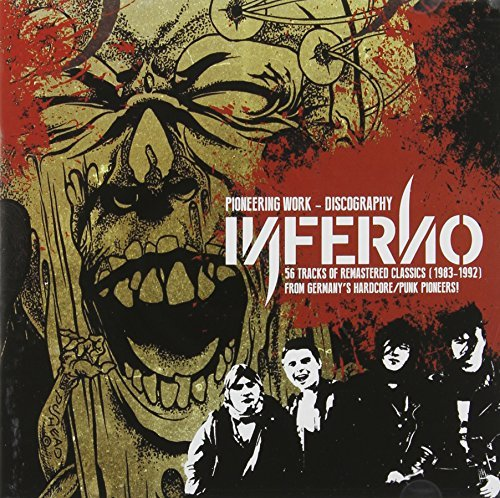 Inferno Pioneering Work 56 Song Disco