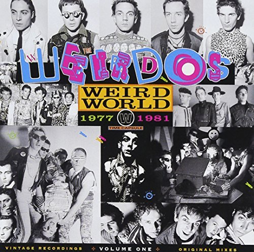 Weirdos Vol. 1 Weird World