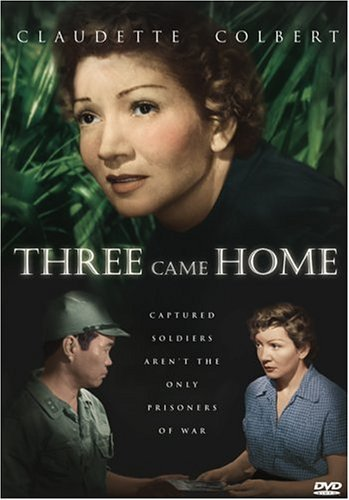 Three Came Home Colbert Claudette Clr Nr