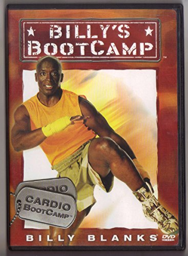 Blanks Billy Billy's Bootcamp Cardio Bootcamp! Billy Blanks Ta