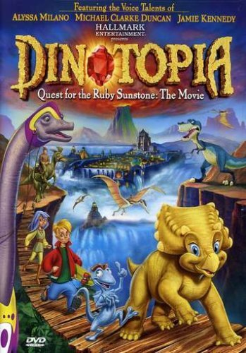 Dinotopia Quest For The Ruby Sunstone Clr Nr