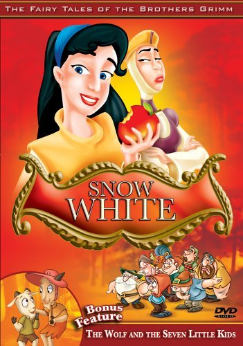 Brothers Grimm Double Feature Snow White Wolf & The Seven Li Clr Nr 2 On 1