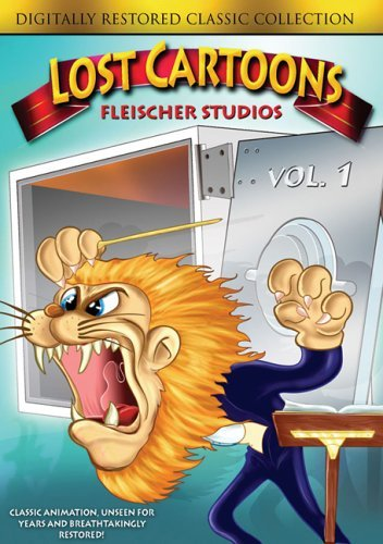 Lost Cartoons Vol. 1 Fleischer Studios Made On Demand Nr