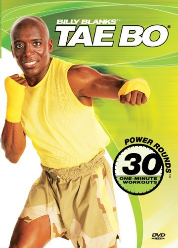 Taebo 30 Minute Power Rounds Clr Nr