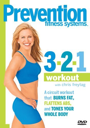 Prevention Fitness Systems 3 2 1 Workout Clr Nr