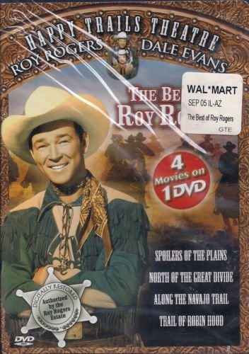 Happy Trails Theatre Best Of Roy Rogers