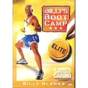 Billy Blanks Billy's Boot Camp Elite 8 Minute Supercharge Cardi