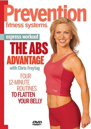 Prevention Fitness Systems Abs Advantage Express Workout Clr Nr