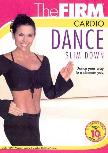 Cardio Dance Slim Down Cardio Dance Slim Down DVD Mod This Item Is Made On Demand Could Take 2 3 Weeks For Delivery