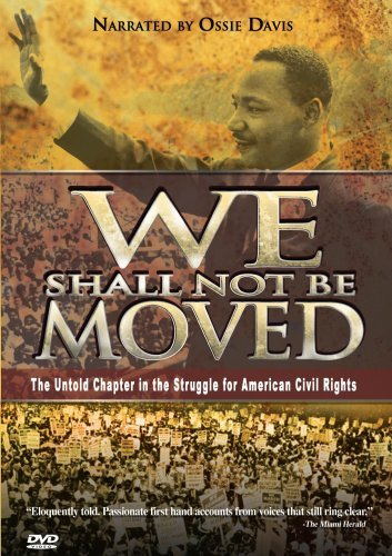 We Shall Not Be Moved We Shall Not Be Moved Clr Nr