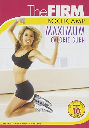 Firm Bootcamp Maximum Calorie Burn Kit Nr