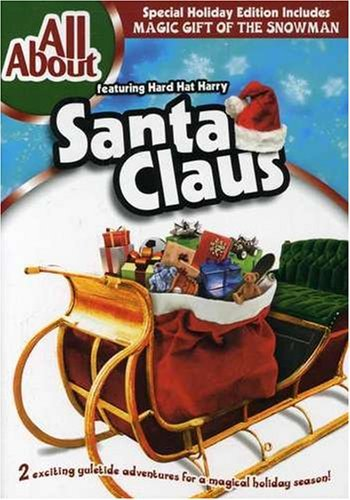 All About Santa Claus Magic Gift Of The Nr