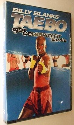 Billy Blanks Tae Bo Get Celebrity Fit Cardio