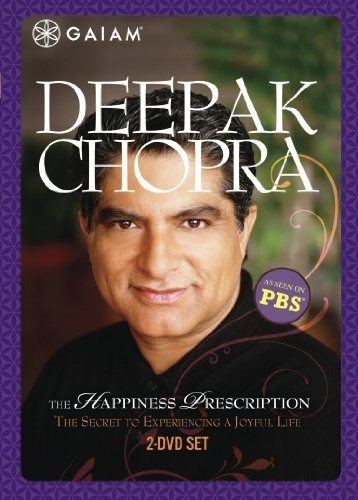 Deepak Chopra Happiness Prescription Nr 2 DVD