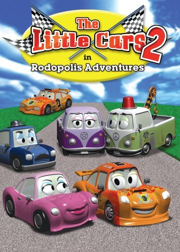 Rodopolis Adventures Little Cars Nr