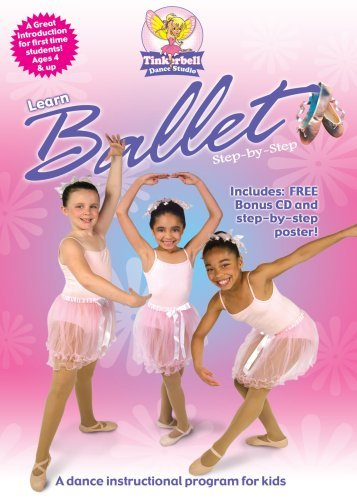 Tinkerbell's Learn Ballet Step Tinkerbell's Learn Ballet Step Nr